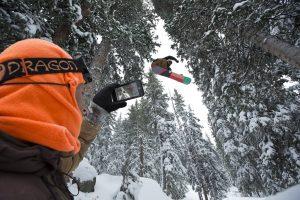 Sporturile de iarna: cum va face fata telefonul tau?