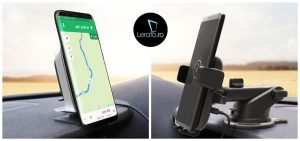 Noile accesorii auto iOttie – Wireless Fast Charging Edition
