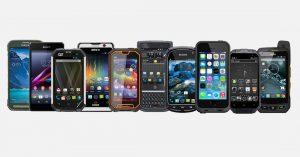 Vrei un telefon rezistent? Descopera propunerile noastre pentru 2019!