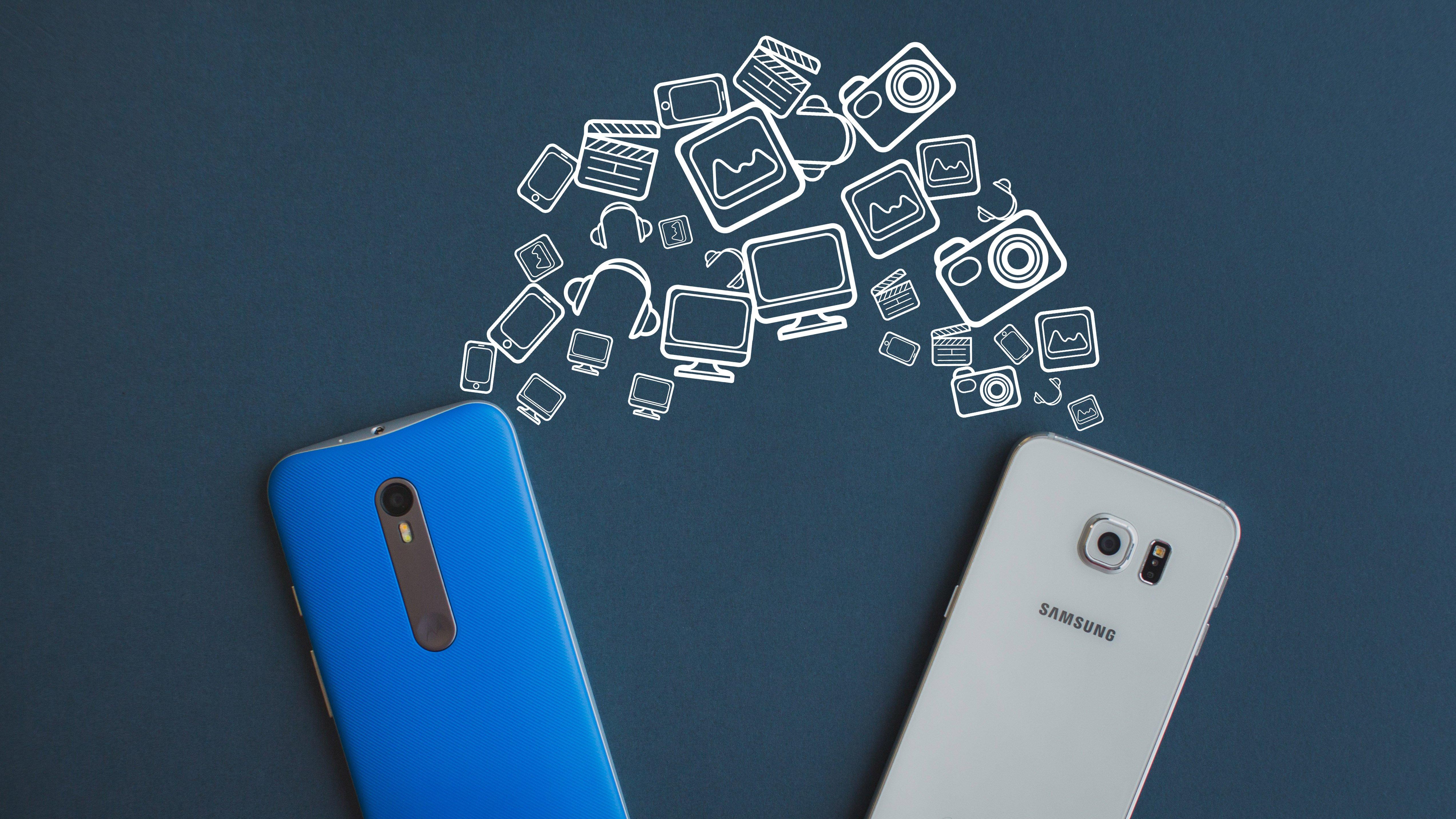 Aplicatii pentru recuperarea datelor pierdute din telefon