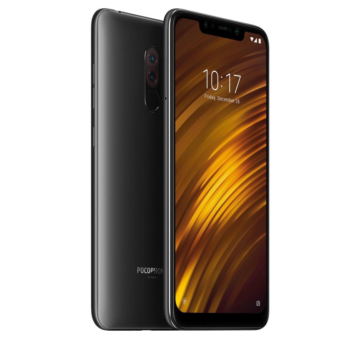 Xiaomi Pocophone F1 telefon cu baterie mare