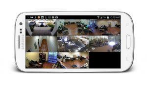 Transforma telefonul in camera de supraveghere