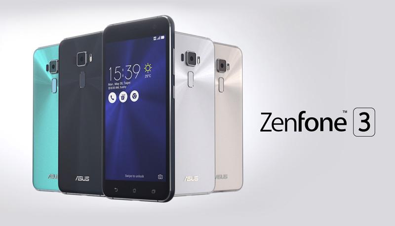Asus ZenFone 3 - cel mai subtire telefon