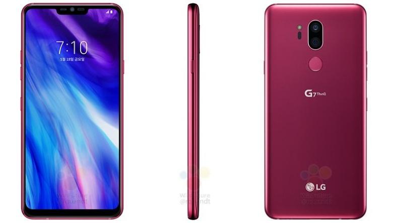 LG G7 ThinQ - cel mai subtire telefon