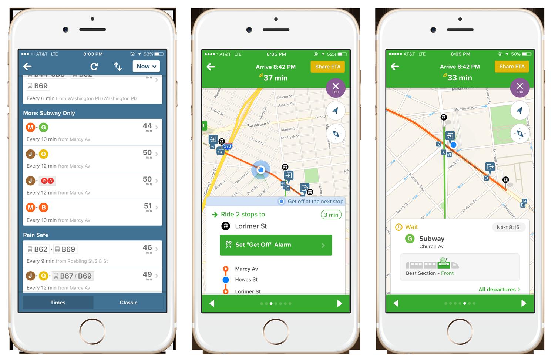 city mapper aplicatii iphone