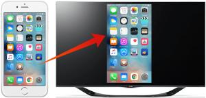 Cum conectezi un iPhone la TV
