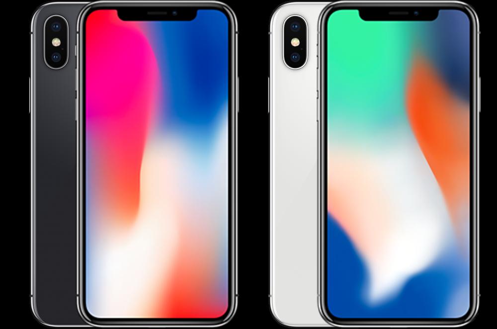 iphone x culori