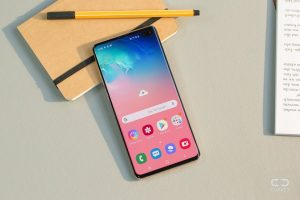 Samsung S10 Plus: variante de culori ale carcasei
