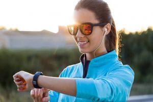 Conectare bratara fitness la telefon