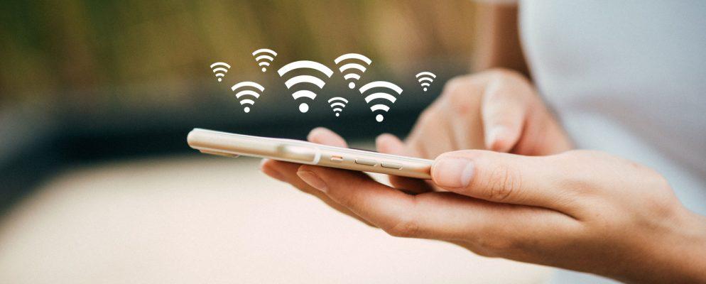 wi-fi pe telefon
