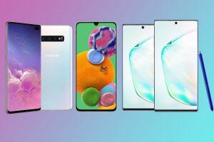 TOP Cele mai bune telefoane Samsung [2020]