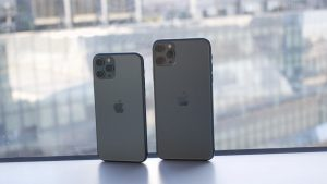 iPhone 11 versus iPhone 11 Pro