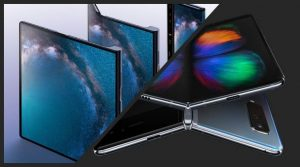 Huawei Mate X vs Samsung Galaxy Fold – detalii si specificatii tehnice