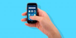 Care este cel mai mic telefon din lume?