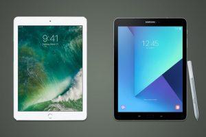 iPad vs. Samsung Galaxy Tab – avantaje si dezavantaje