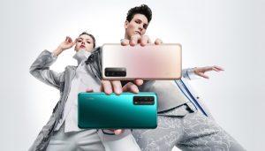 Huawei P Smart 2021 – specificatii si detalii despre telefon