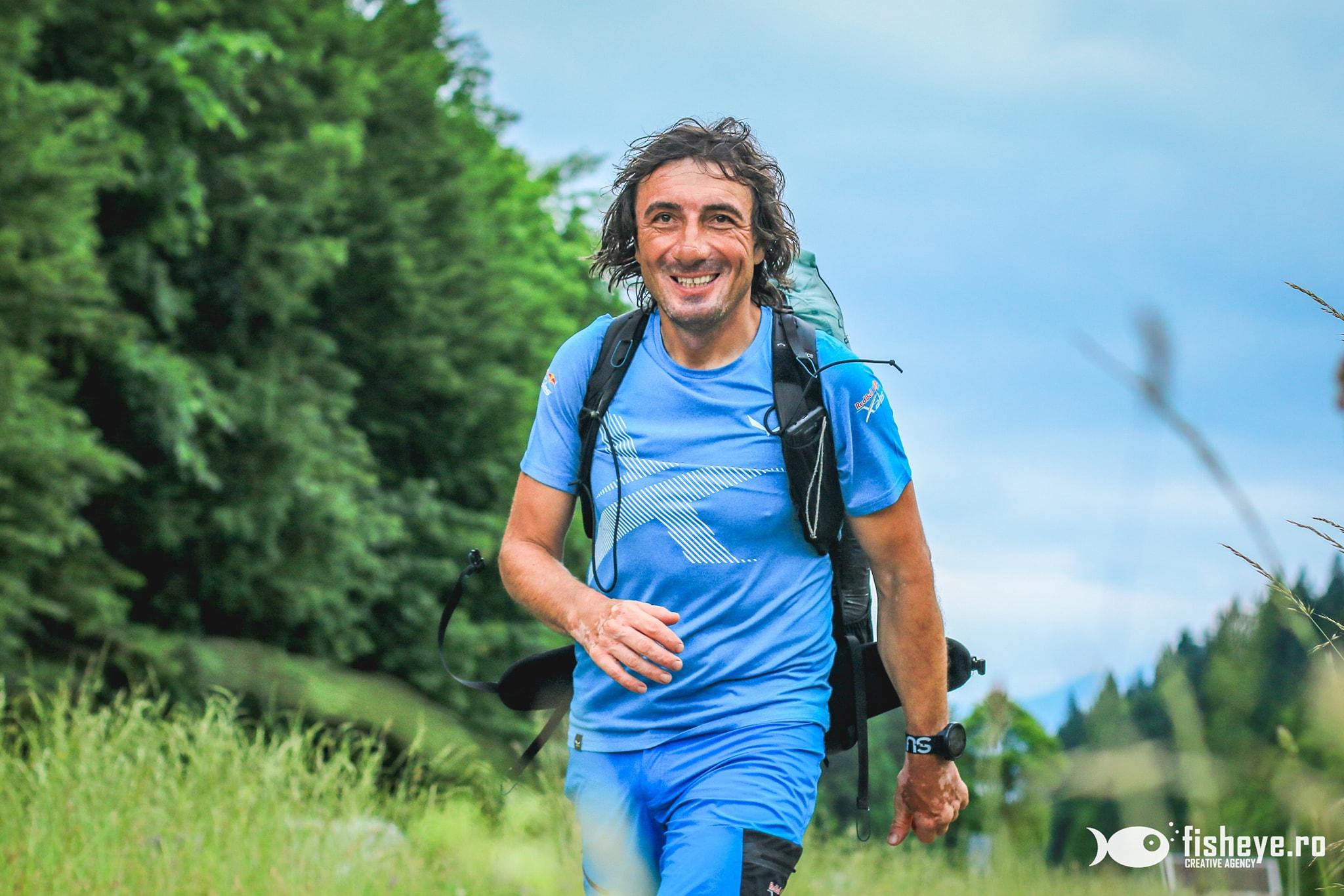 Toma Coconea Red Bull X-Alps 2021